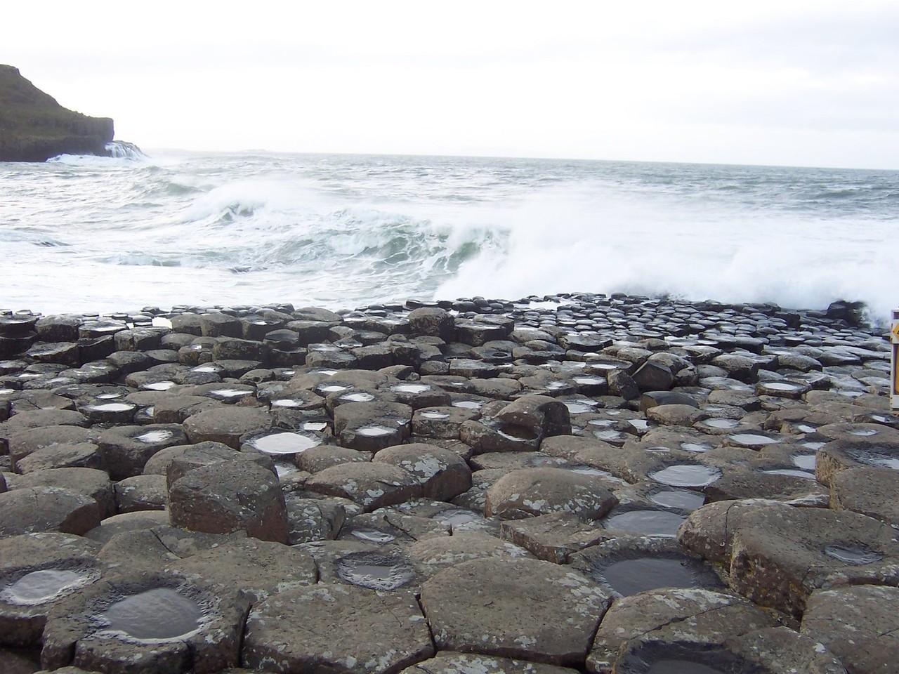 Het indrukwekkende Noord-Ierland
